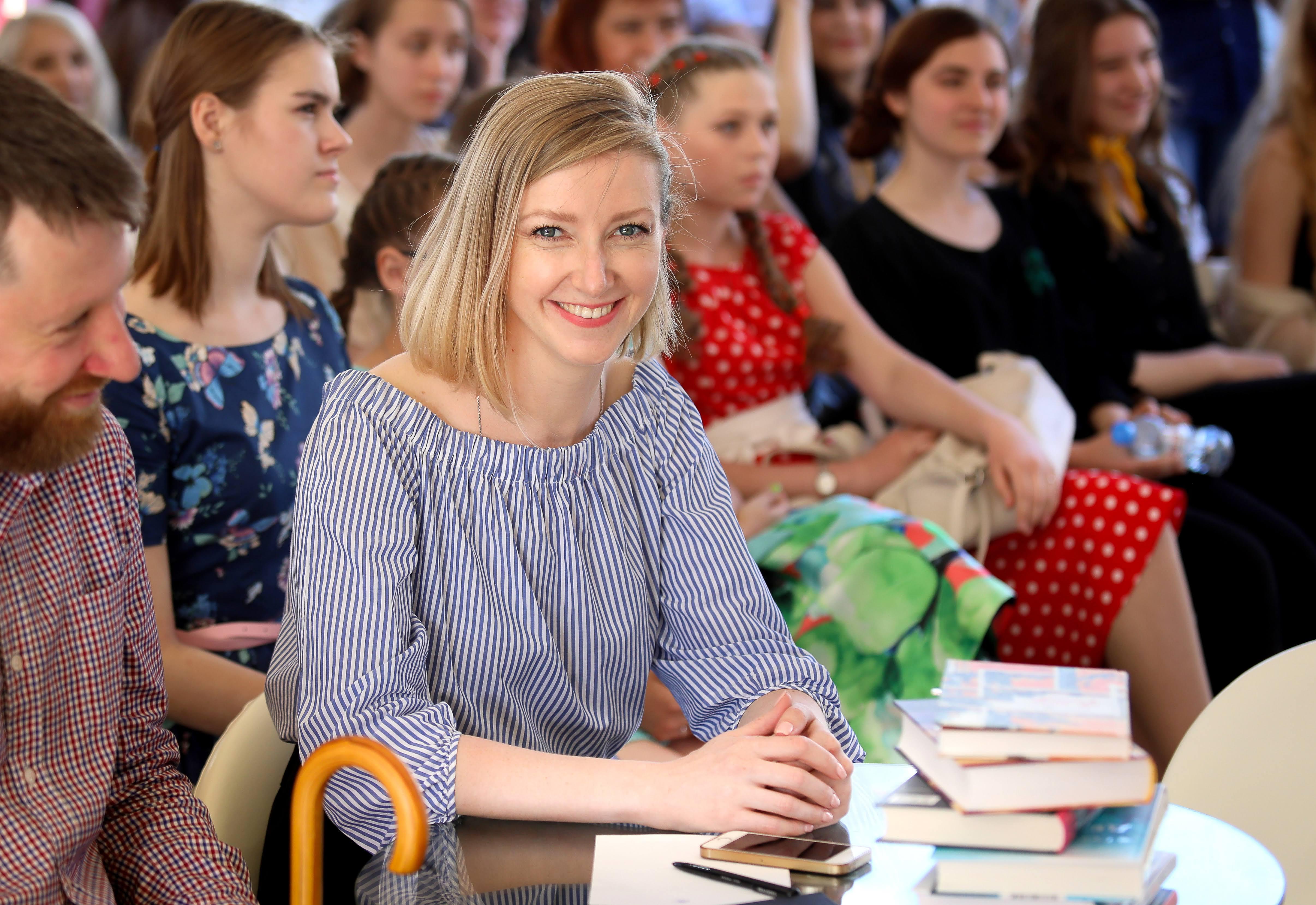 Анастасия Орлова вошла в Совет по культуре и искусству при президенте