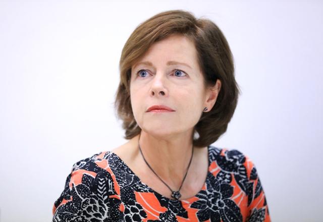 Сара Швардт почти 30 лет переписывалась с Астрид Линдгрен./пресс-служба РГДБ