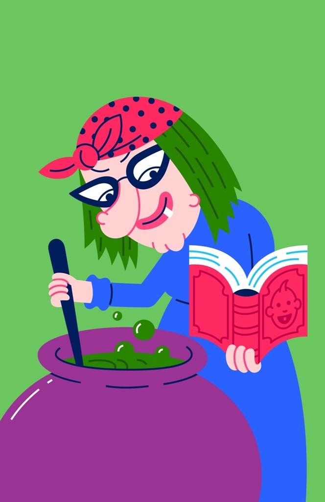 Иллюстрация предоставлена организаторами чтений «От мала до велика»