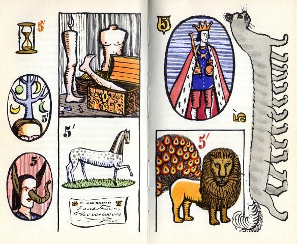 Иллюстрация Сергея Пожарского из книги «Чудесные приключения Жоана Смельчака»