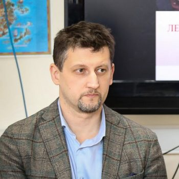 Лев Данилкин/предоставлено пресс-службой РГДБ