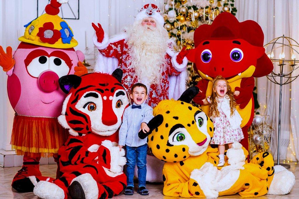 «Главный секрет Деда Мороза»/Фото предоставлено продюсерским центром «Седьмая радуга»