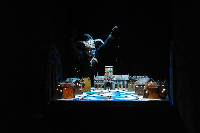 «Театр теней Офелии»/ Фотография с сайта Театр-студия «Грань»