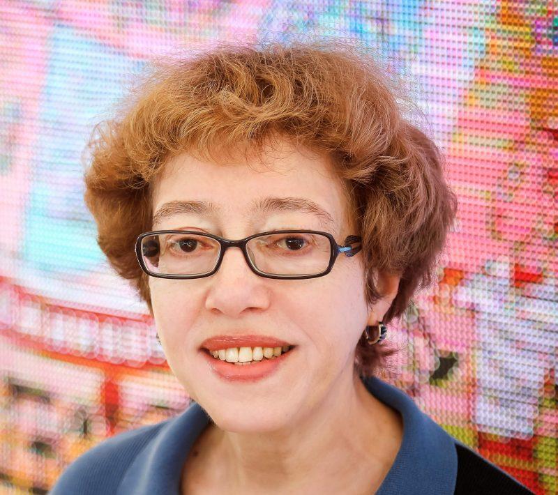 Марина Бородицкая/Фото предоставлено пресс-службой РГДБ