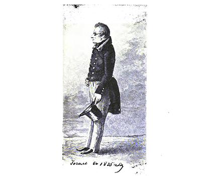 портрет Гоголя рисованный с натуры. Автор: П.А. Каратыгин, 1835 год