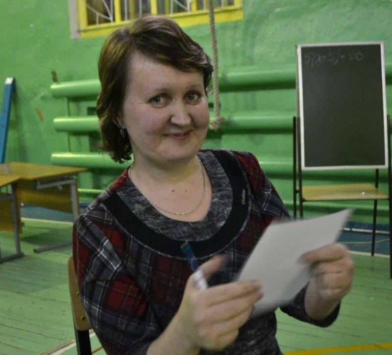 Светлана Семко / фотография из личного архива