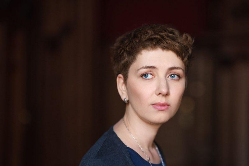 Анна Старобинец/ фото из личного архива