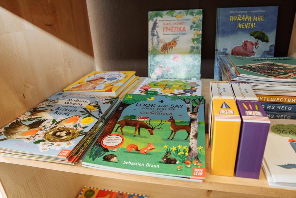 Независимый детский книжный магазин «Маленькая мечта», фотография из личного архива Ольги Тузовской