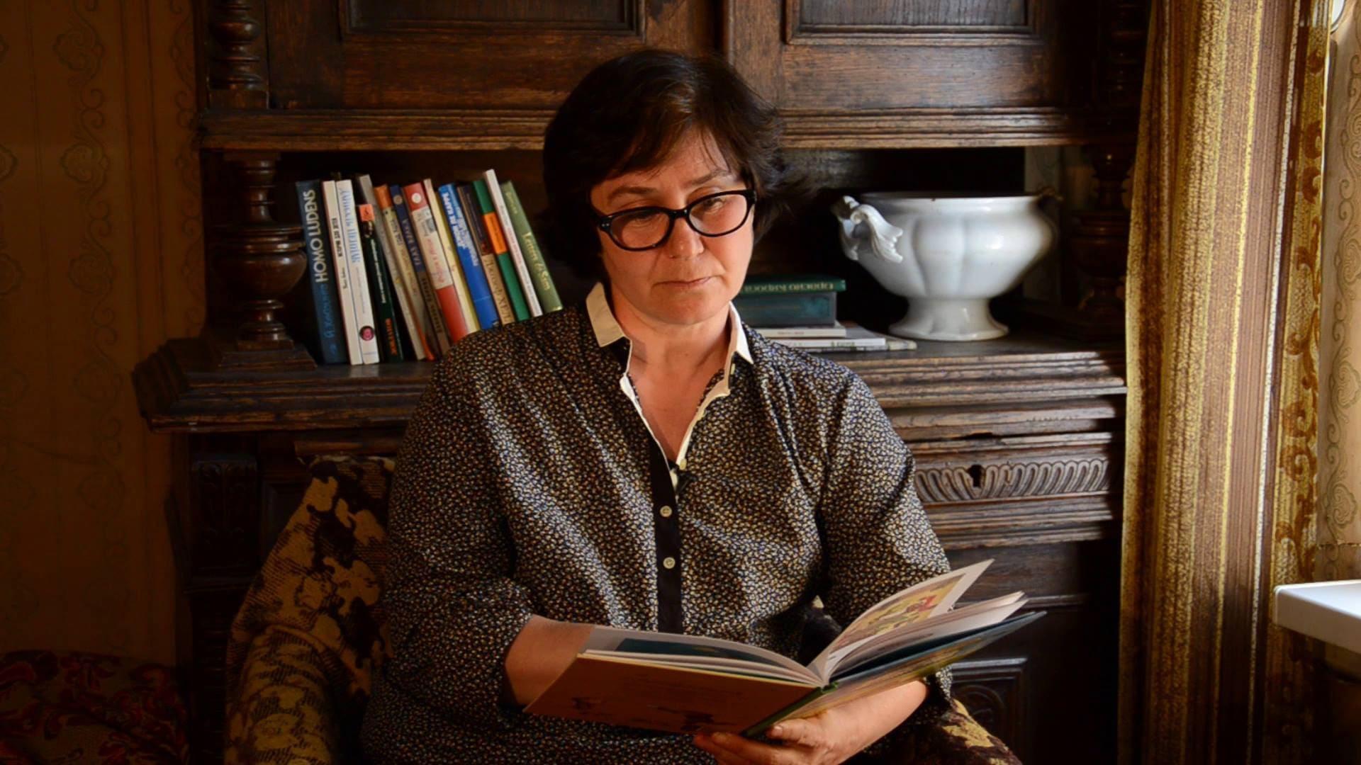 Марина Аромштам/из личного архива