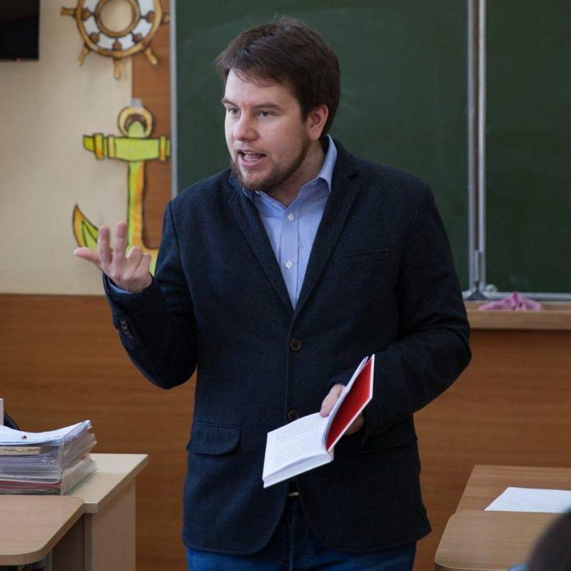 Антон Скулачев/фотография из личного профиля на facebook