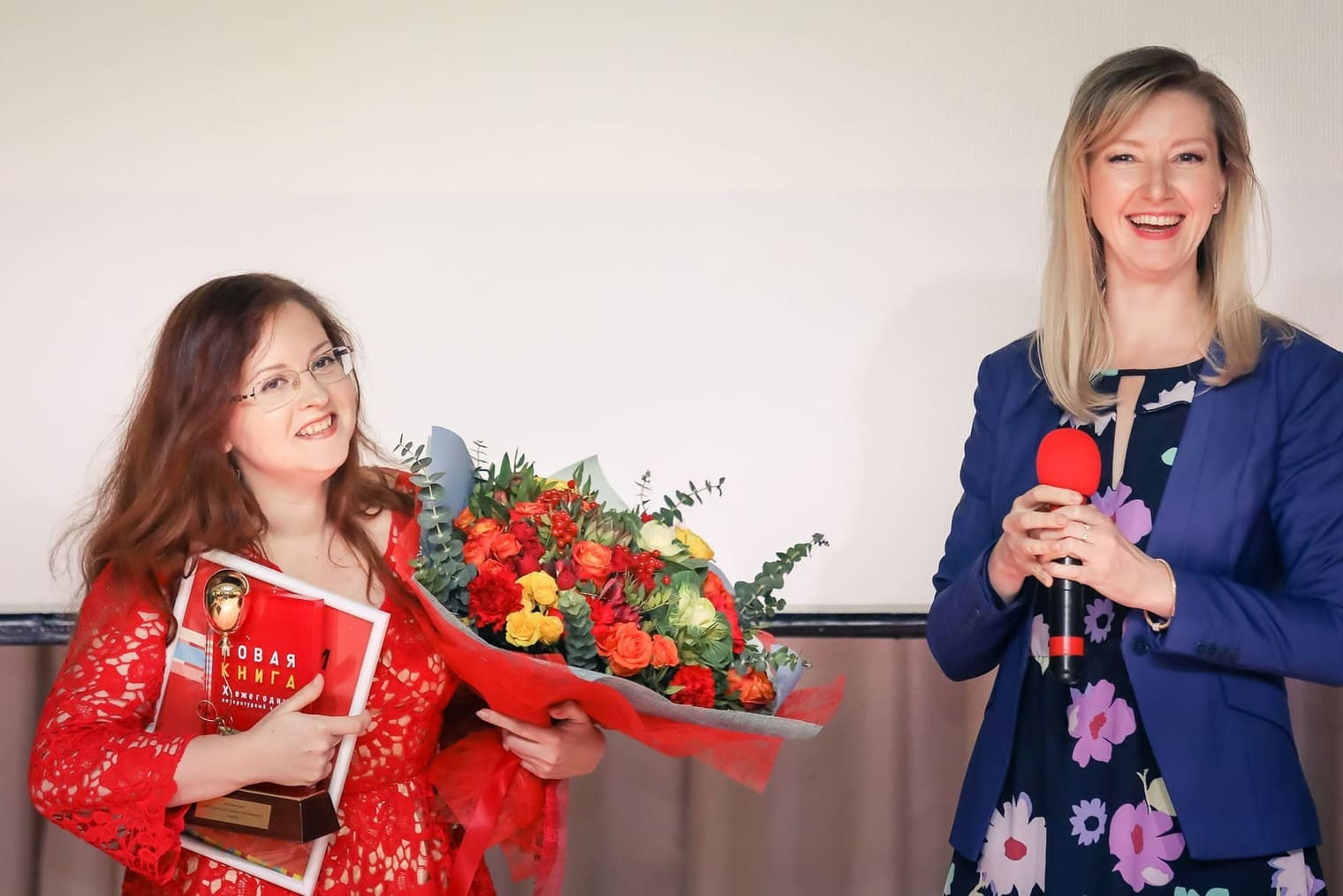 Валентина Дёгтева и Анастасия Орлова