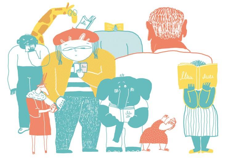 5-й Международный фестиваль книжной иллюстрации и визуальной литературы стартует 4 октября в Москве