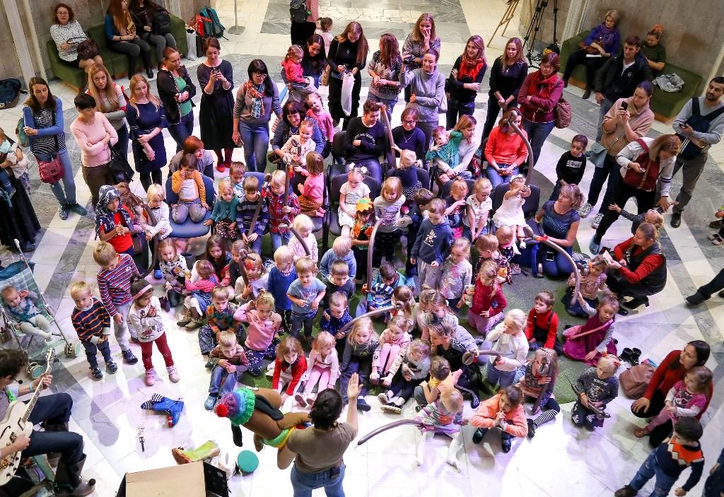V Всероссийский фестиваль детской книги / Предоставлено пресс-службой РГДБ