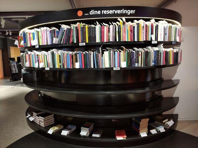 Переосмысление библиотек