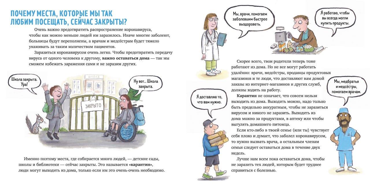 Энциклопедия Коронавирус