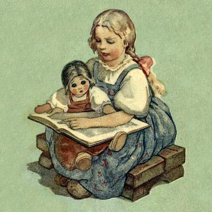 «Сказки на ушко» от Российской государственной детской библиотеки