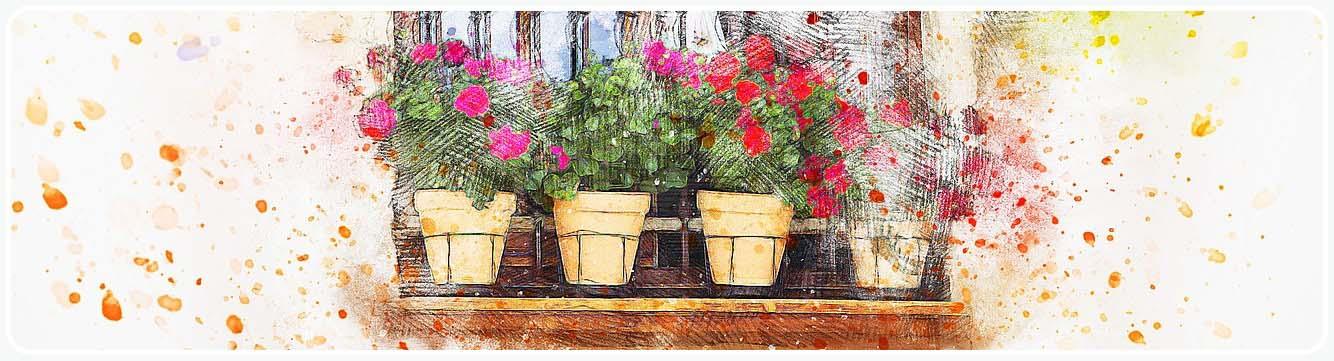 «Весна на балконе» РГДБ