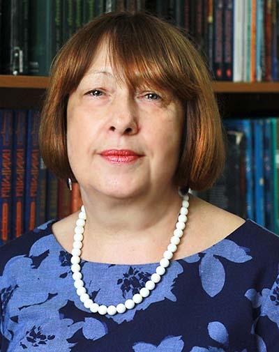 Direktor Primorskoj kraevoj detskoj biblioteki Elena Kulinok
