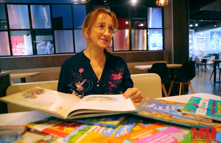 Интервью с писательницей Ириной Токаревой