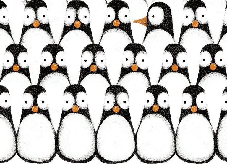 Джон Джори Проблемы пингвинов