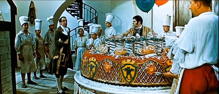 Торт Три толстяка