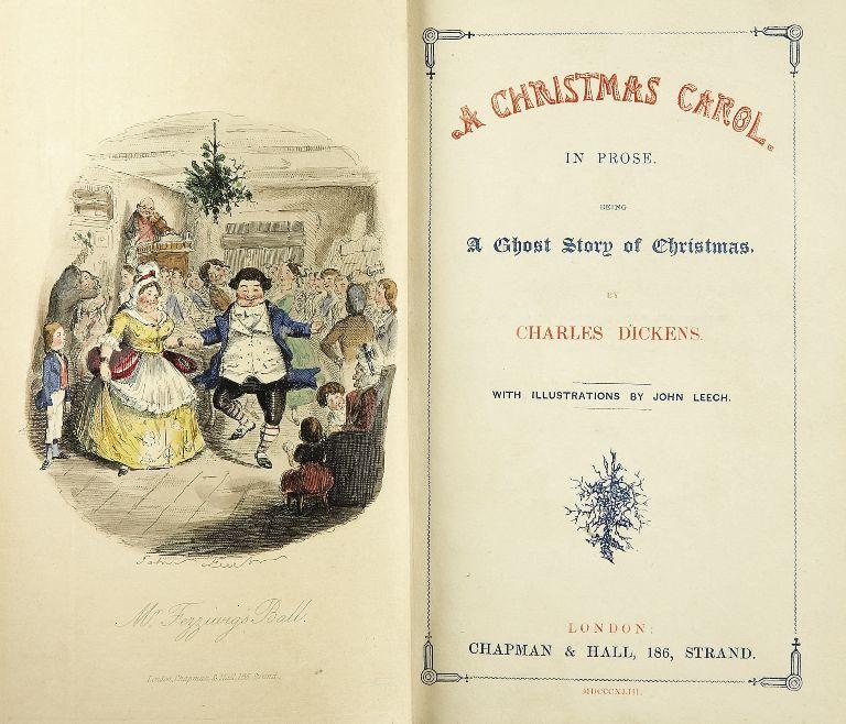 Dickens-A Christmas Carol