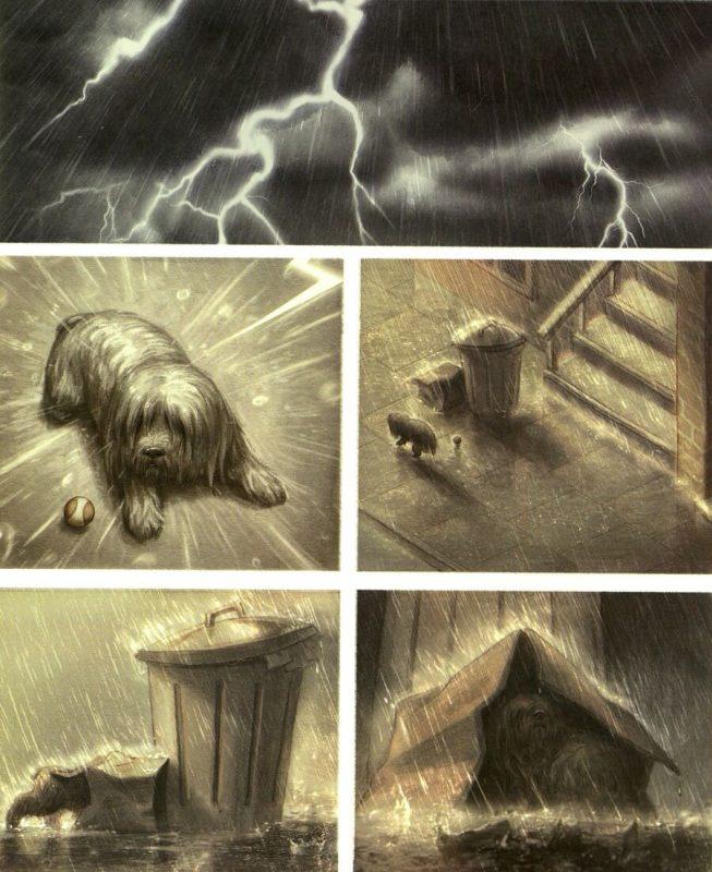 Гуоджин «Гроза : история собаки, которая нашла дом»