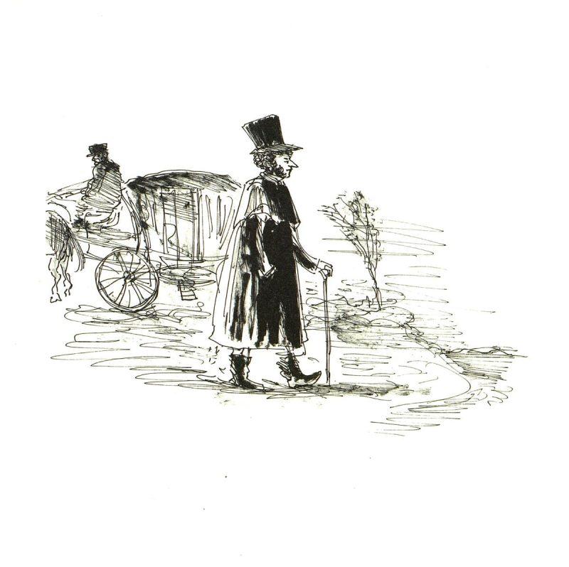 Леонид Тишков «Как Пушкин в Болдине бывал»