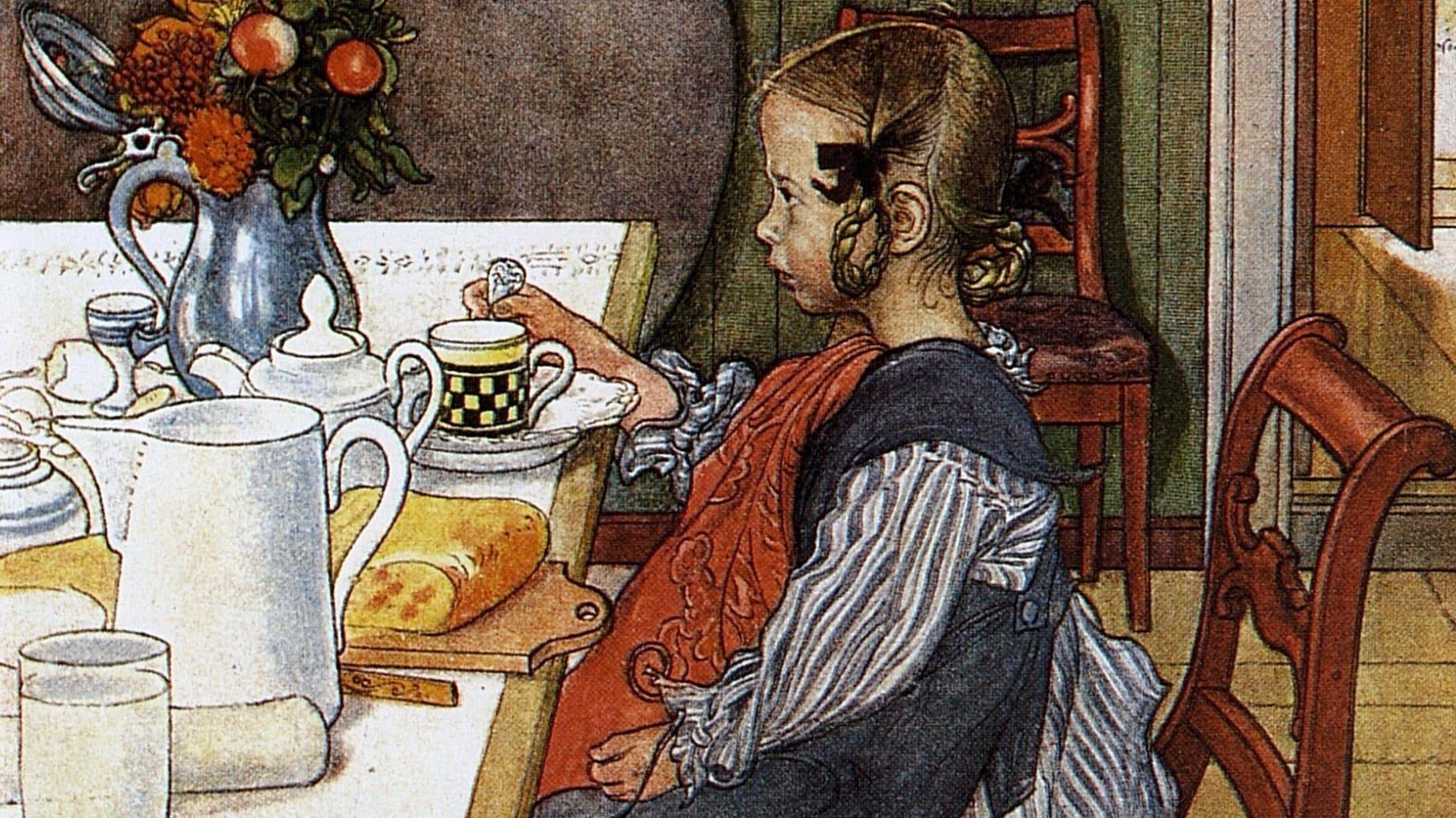Карл Улоф Ларссон – знаменитый шведский художник
